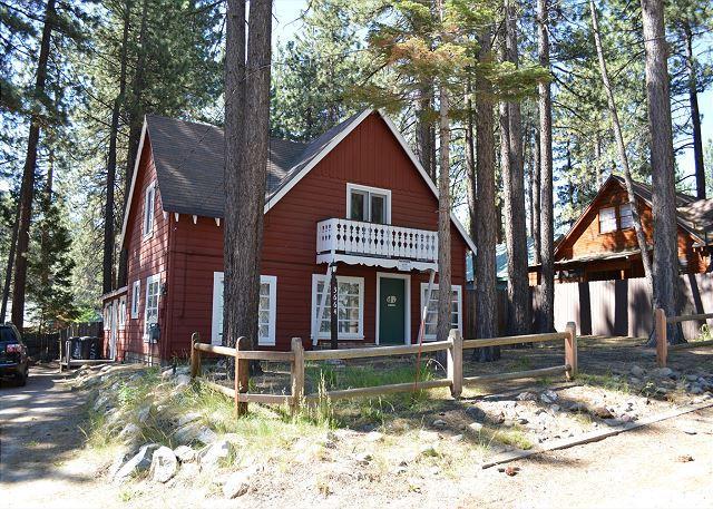 Tahoe, Birch Cabin