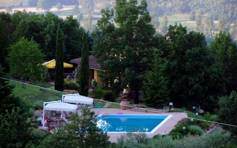 villa borgo, casa vacanza a Castel San Niccolo