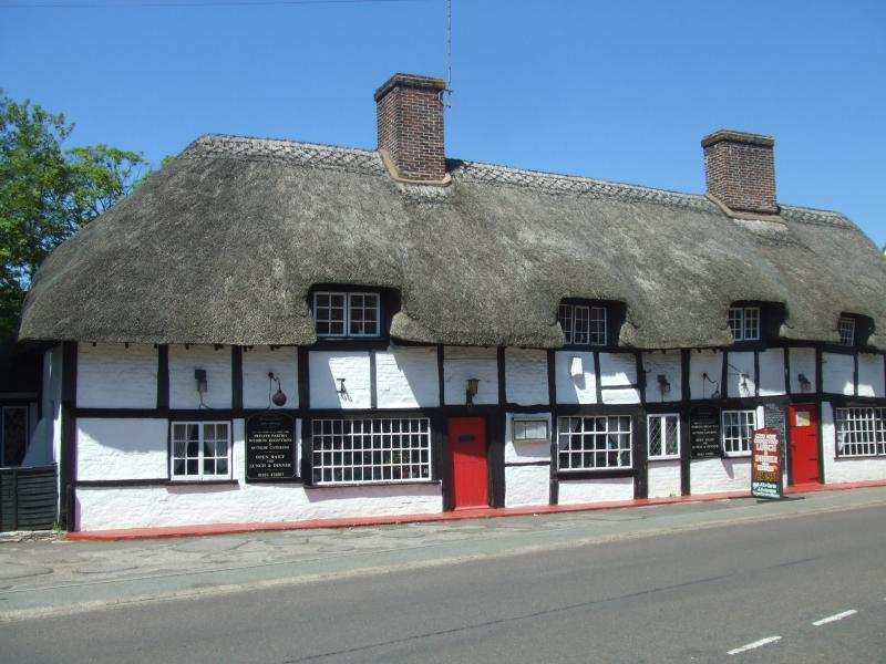 One of the oldest most photographed and painted buildings in the town