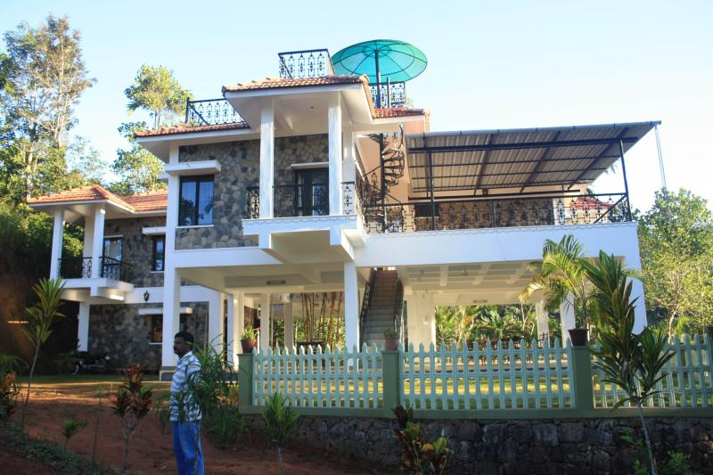 Cliff Hanger, vakantiewoning in Wayanad District