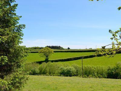 Views across the fields.