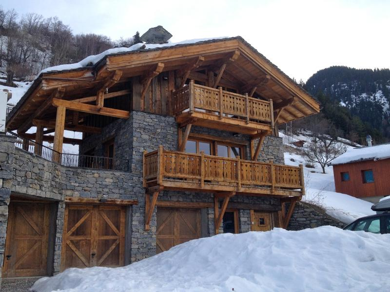 Les Chalets Jumeaux: Le Petit, vacation rental in Montvalezan