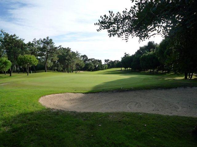Campo de golf de 26 hoyos