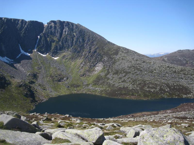Worth a walk to the beautiful Lochnagar