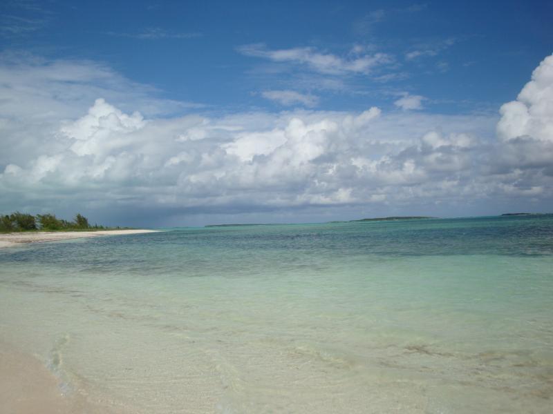 De magnifiques plages sur toute l'île...