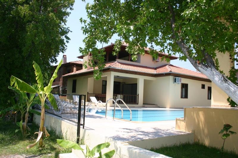 Villa Begonville, villa holidays in Turkey
