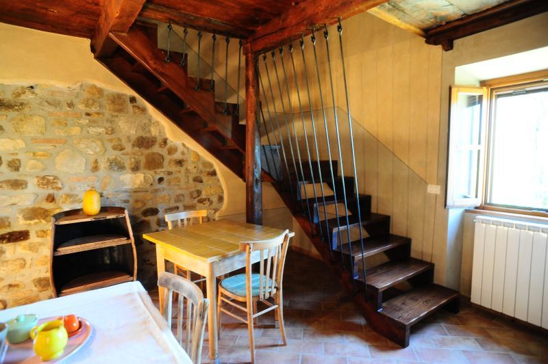Convivio access to rooms