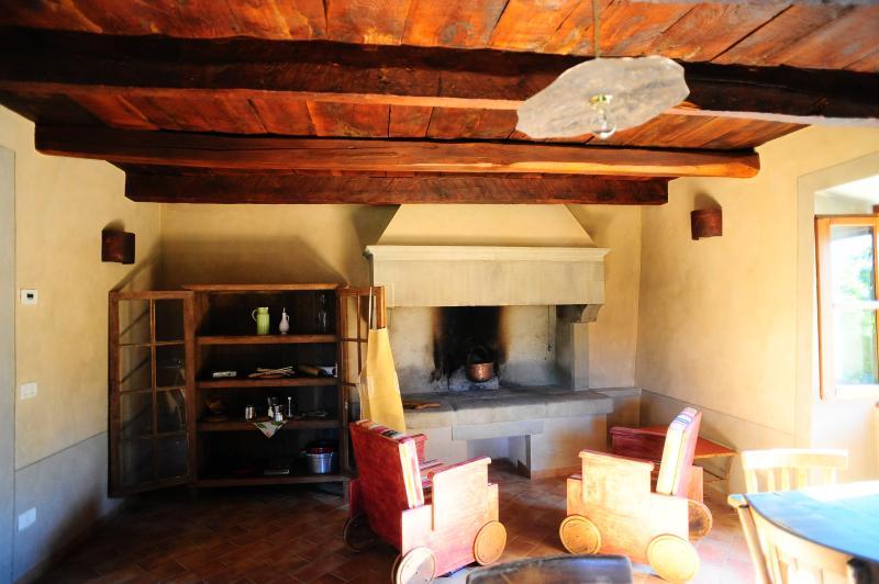 Convivio: living room
