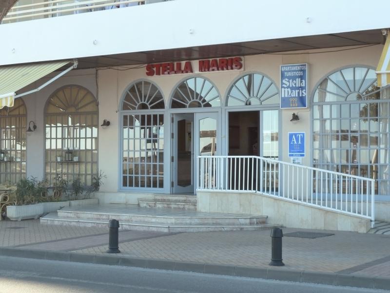 Stella Maris Building - Entrance