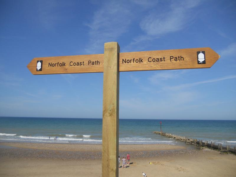 access the 'Coastal Path' two minutes from Dimmock cottage
