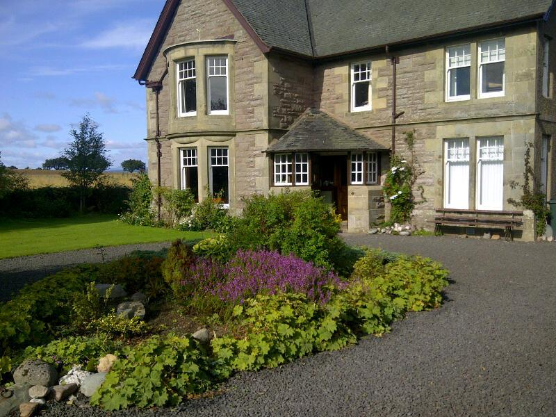 The Lodge, Blackford, holiday rental in Dollar