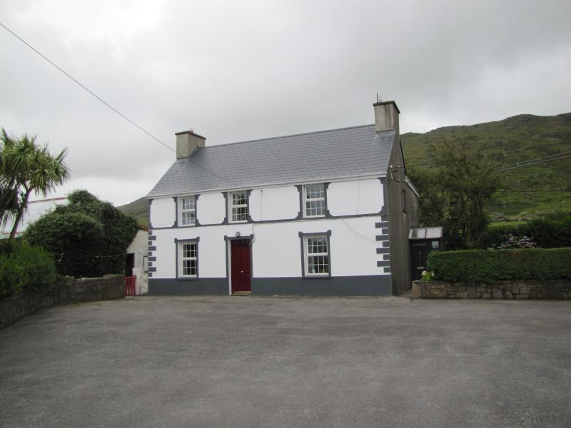 The self catering house
