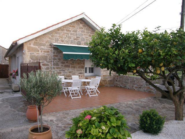 Exterior del Apartamento Rural en Galicia Casa Rural en Galicia para mascotas