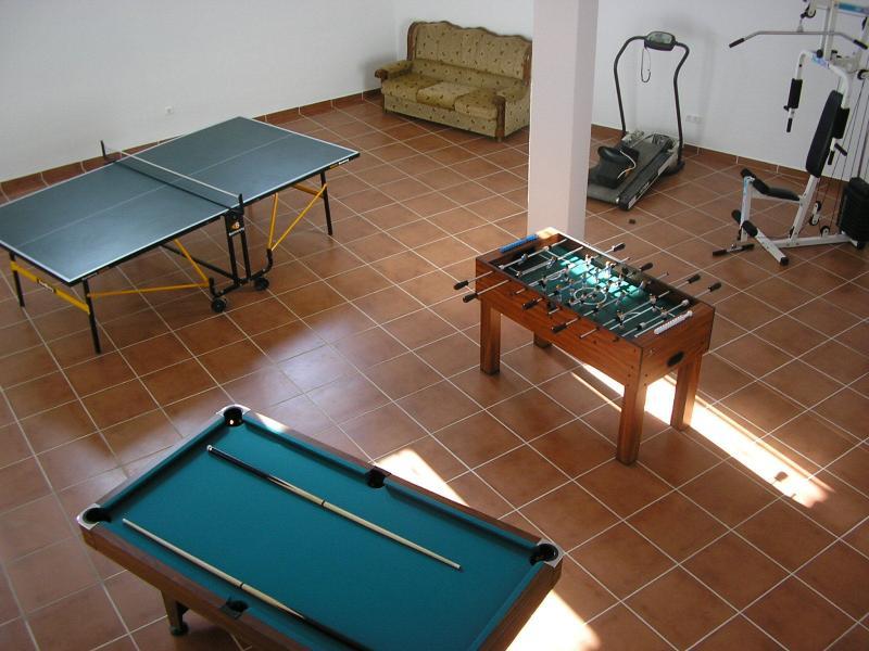 zone recreativa for play villa 7 bedrooms