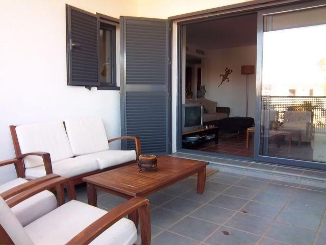 Magnífico piso en Rodalquilar,, holiday rental in Fernan Perez