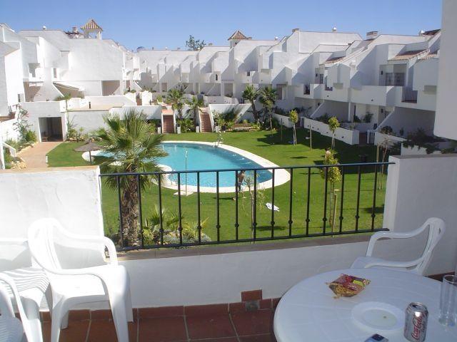 Apartamento de 90 m2 para 4 personas en Isla Crist, aluguéis de temporada em Isla Cristina