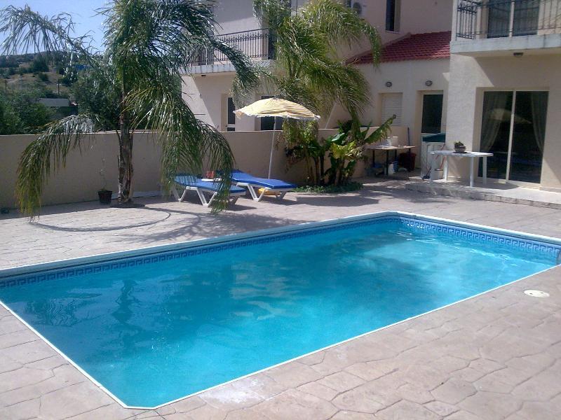 3 Bed Pissouri Villa with swimming pool