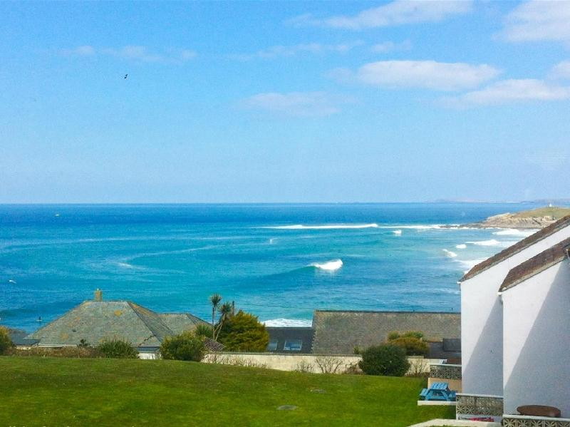 27 Surf View Newquay Pentire, Cornwall, holiday rental in Newquay