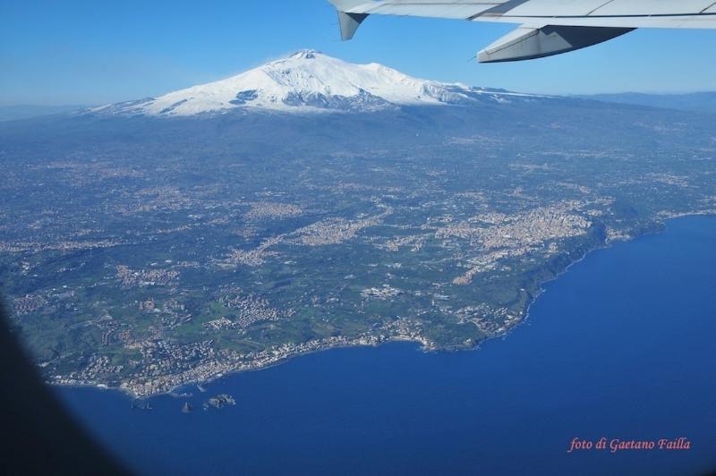 Aeroporto più vicino alla Struttura: Catania - Trasferimento Gratuito per gli Ospiti