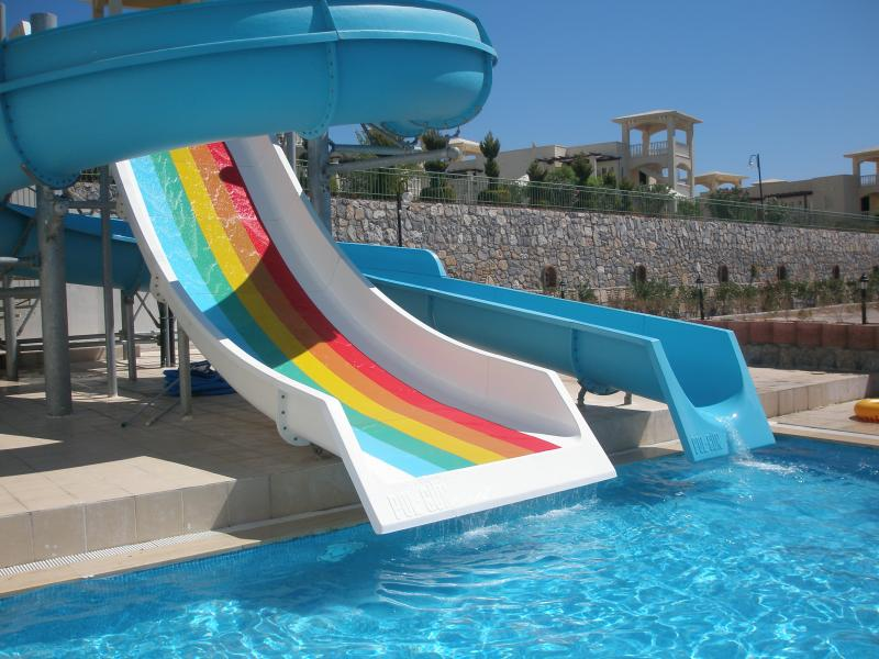 Kids will have a great time at our main Splash area!