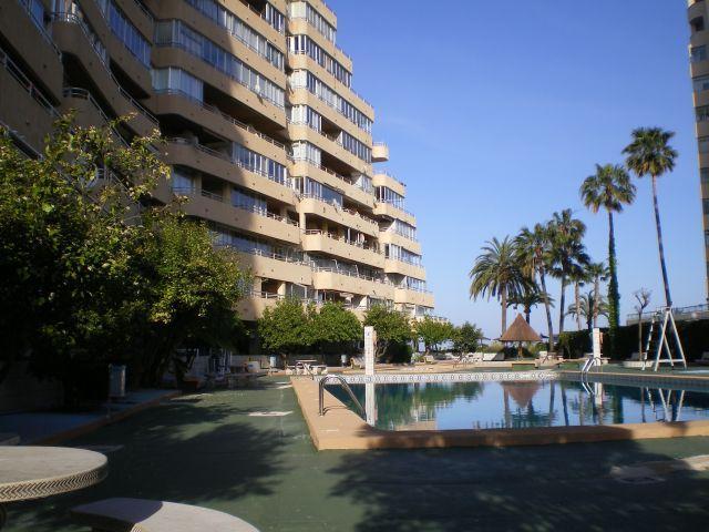 Apartamento para 4 personas en, location de vacances à Calpe