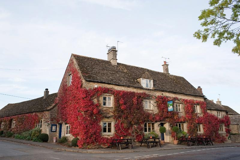 The Swan in Southrop (about 1 mile from the cottage) superb food!