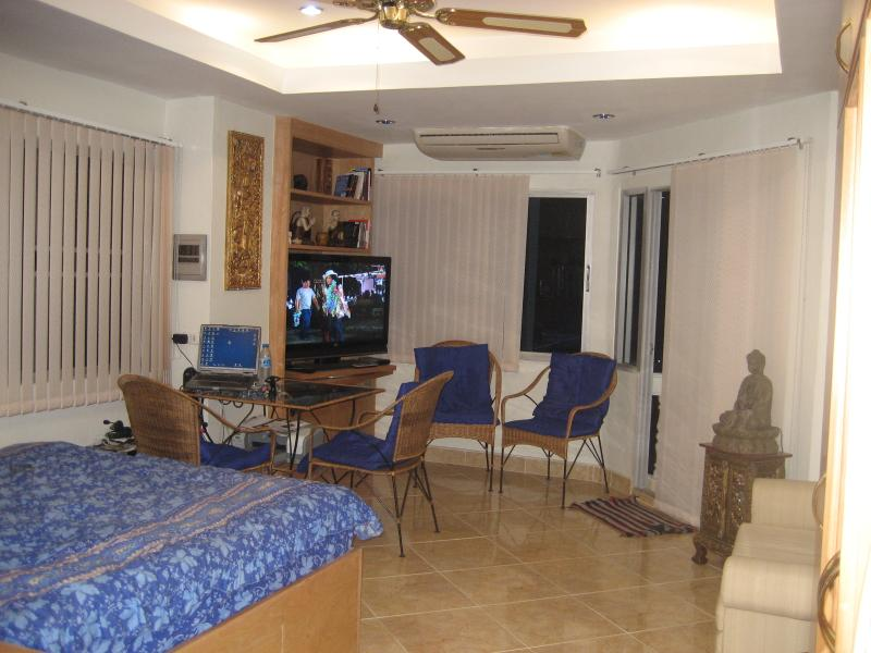 Jomtien Thipcondotel (850), holiday rental in Pattaya