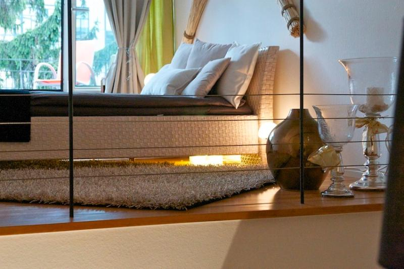 Riverside Maisonette Attika, holiday rental in Zurich