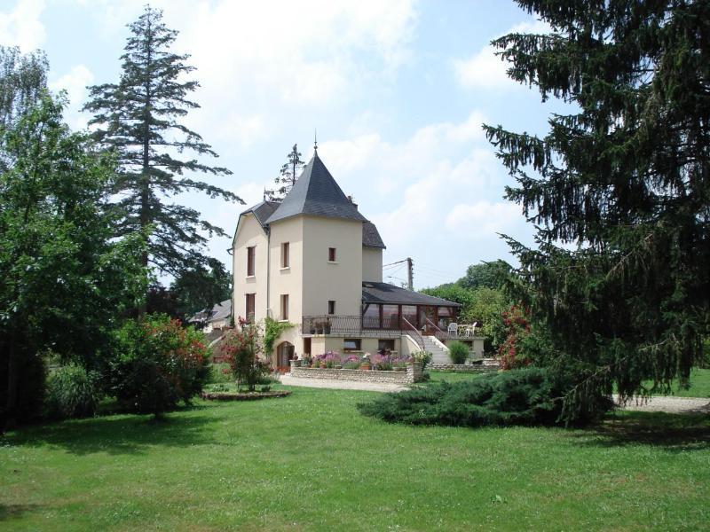 Le Clos Saint Nicolas, vacation rental in Berry