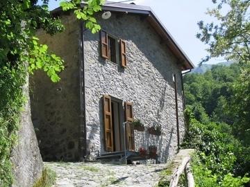 Casa de 105 m2 de 2 habitaciones en Pascoso, location de vacances à Pascoso