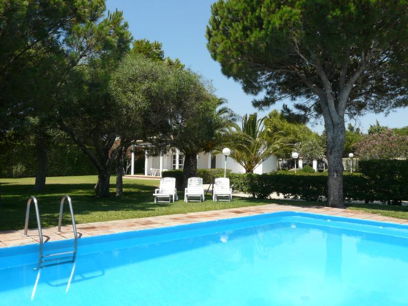 Chalé Casa con piscina Caños de Meca, alquiler de vacaciones en Barbate