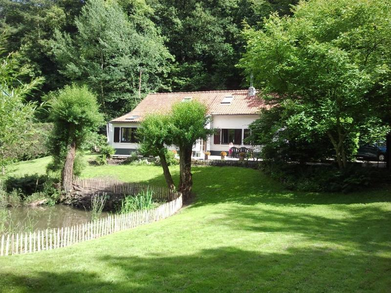 Les Cinq Saules, holiday rental in Walloon Brabant