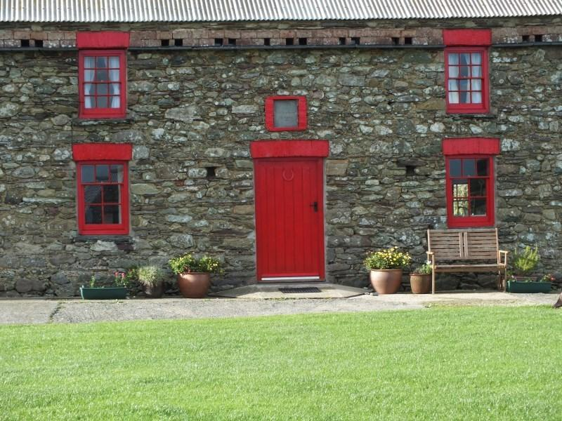 Ty Mortimer,Treginnis Cottages with free WiFi, location de vacances à St. Davids