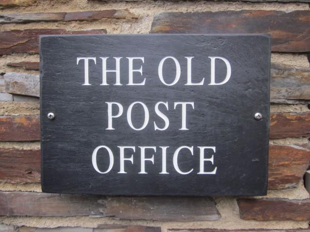 Welcome to The Old Post Office, South Milton.