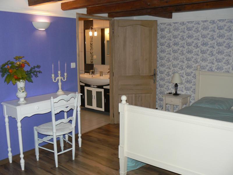 chambre d hôte à La Maison De l Etang, holiday rental in Chaumont-sur-Aire