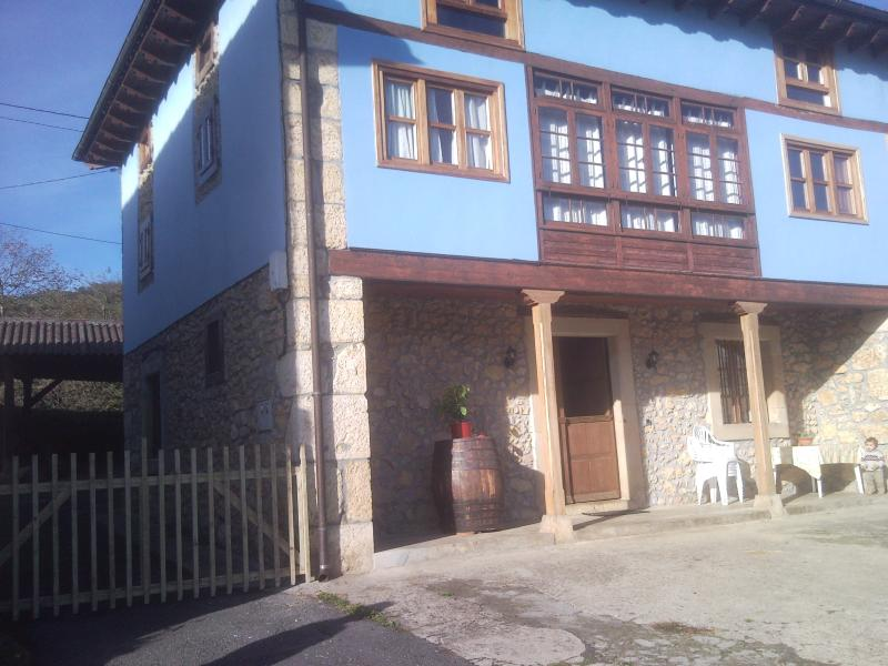 Casa Rural Bohio, holiday rental in Romillo