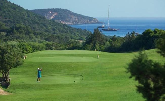 Campo da golf del Pevero