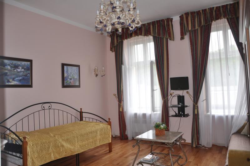 Apartments Zahradni, holiday rental in Zbraslavice