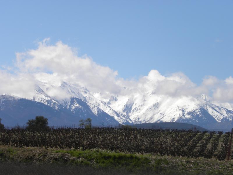 Mount Canigou