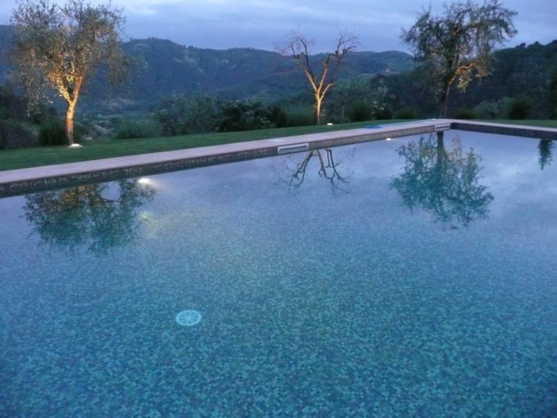 Farmhouse Villa with private pool, vacation rental in Diecimo