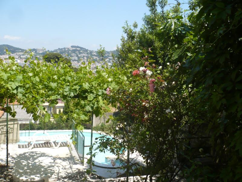 Cannes - Garden- Swimming pool, vacation rental in Cannes