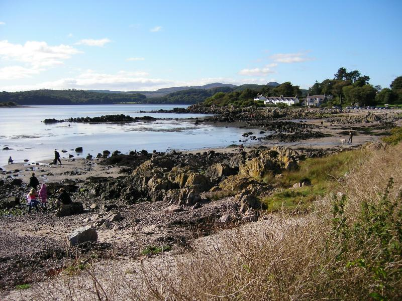 Rockcliffe Beach On The Scottish Riviera A Short Walk from Craig Roan