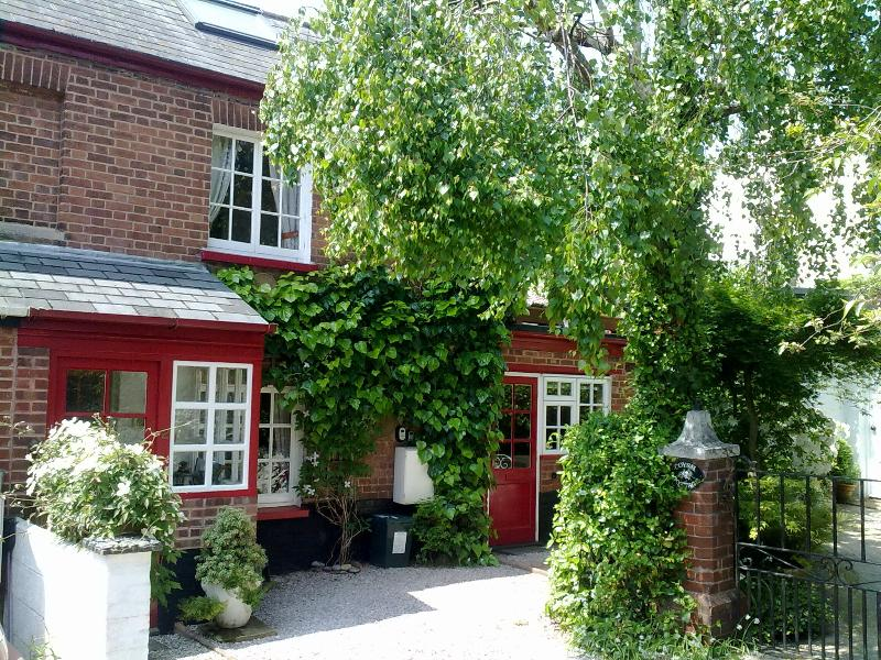 Exeter Cottage, holiday rental in Exeter