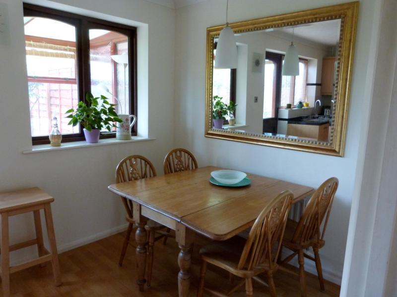 Kitchen - eating area