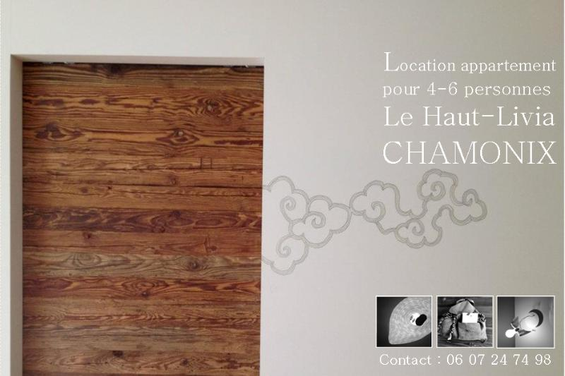 HAUT-LIVIA, vacation rental in Chamonix
