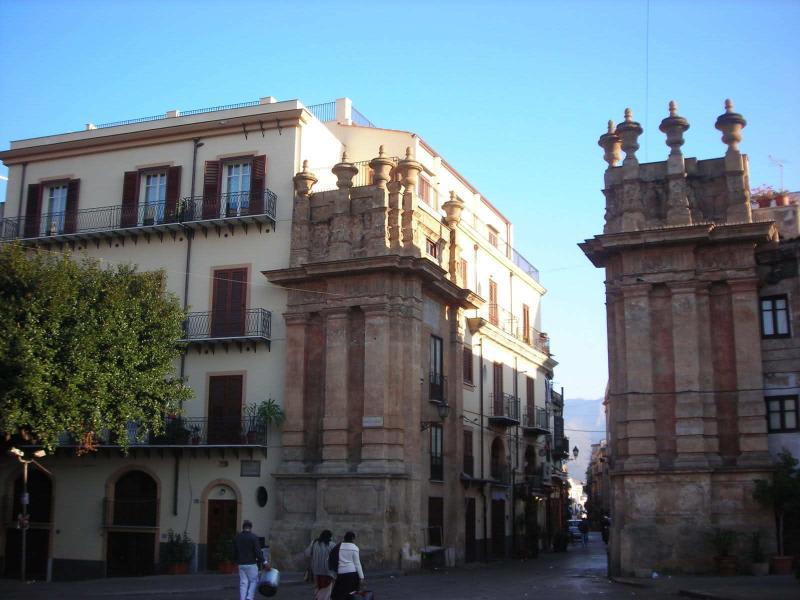 In the heart of Palermo, Ferienwohnung in Palermo