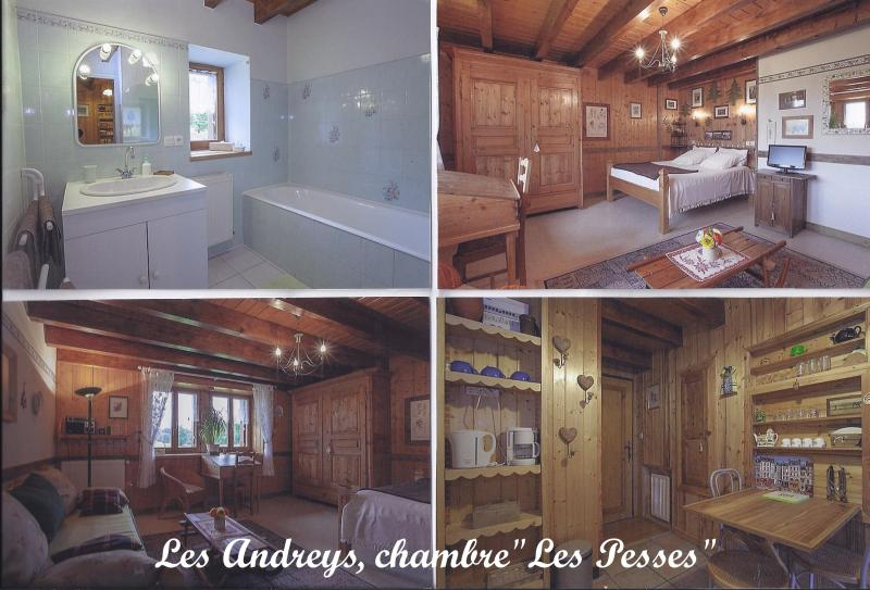 Andreys, the bed and breakfast 'Les L'aspen'
