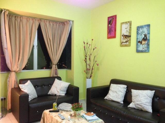 Family Apt near Legoland Msia, vacation rental in Johor Bahru