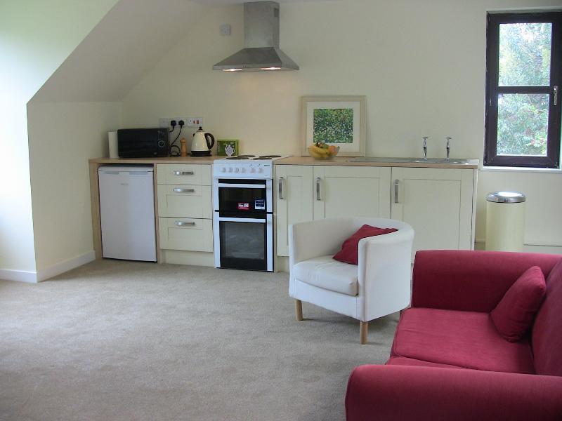 Sittingroom/Kitchen