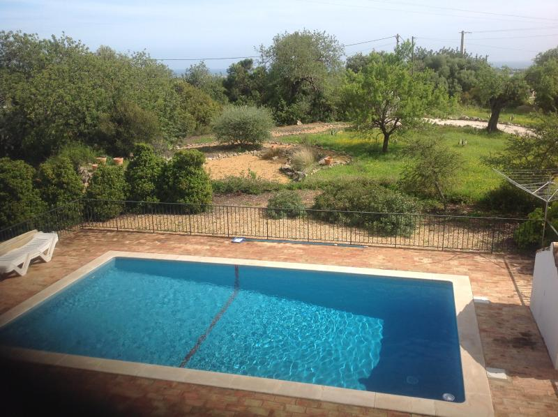 Swimming pool (8M x 4M) and large terrace (no children protection)